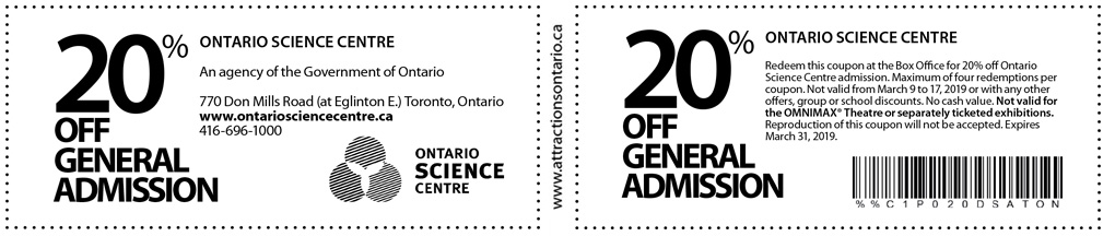 Fun Pass The Fun Pass is here! Celebrate the summer with savings when planning a trip to Ontario's attractions with the Fun Pass. The Fun Pass coupons provide free admission for up to two elementary school-aged school children at 18 popular attractions when accompanied by a paying adult or senior.