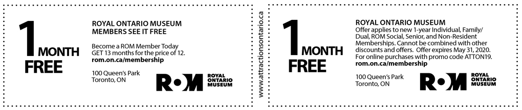 About Royal Ontario Museum