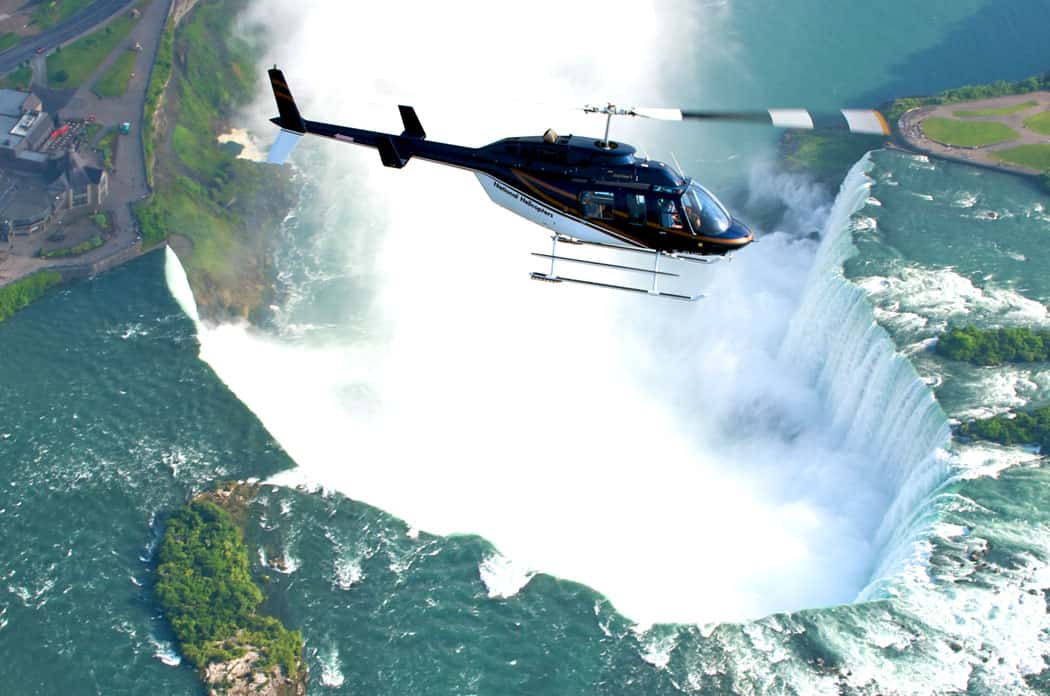 National Helicopters – Niagara Heli-tours