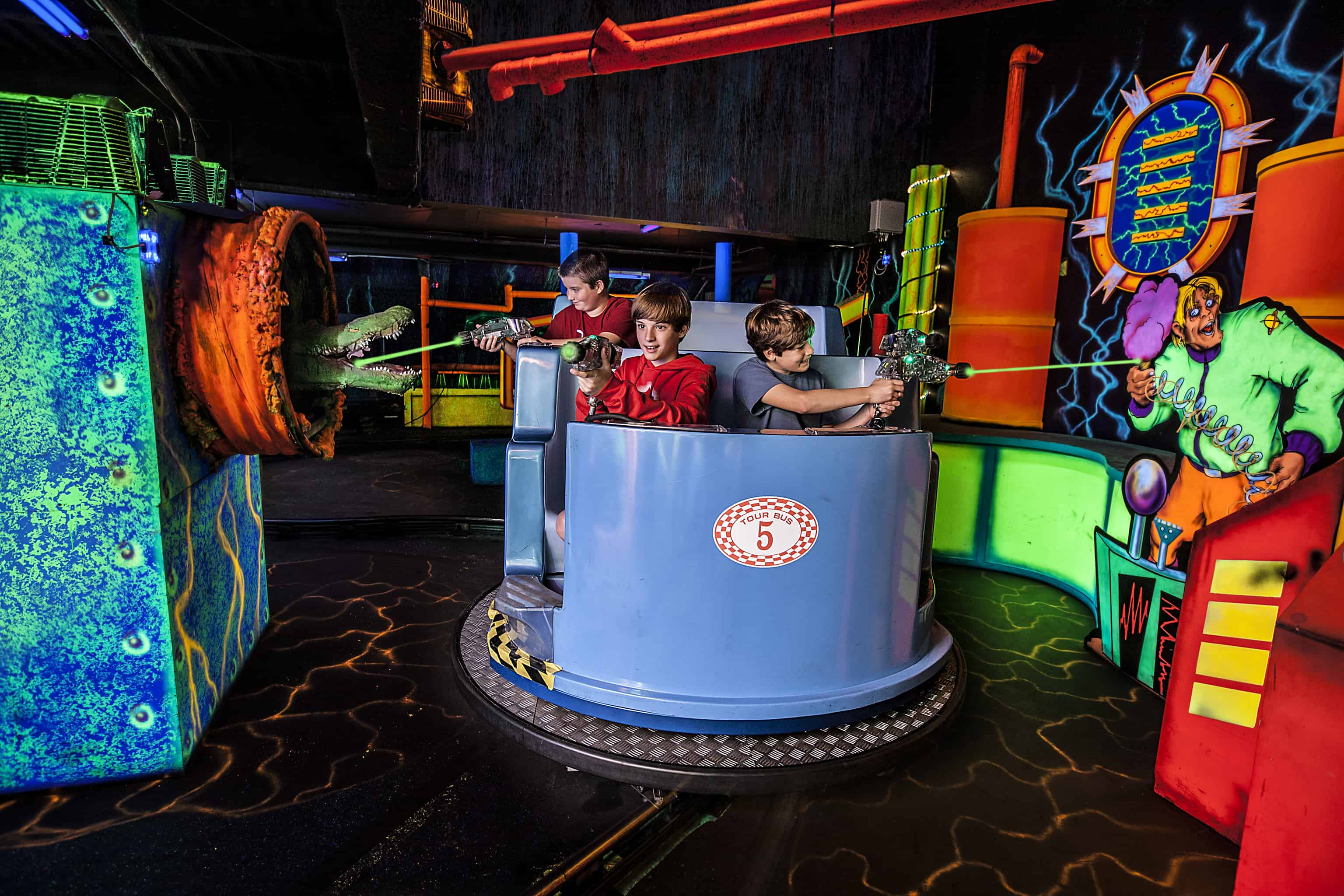 Adventure City – the ultimate attraction for kids of all ages