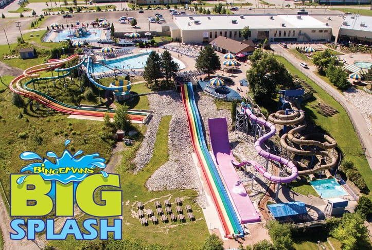 Bingemans Big Splash