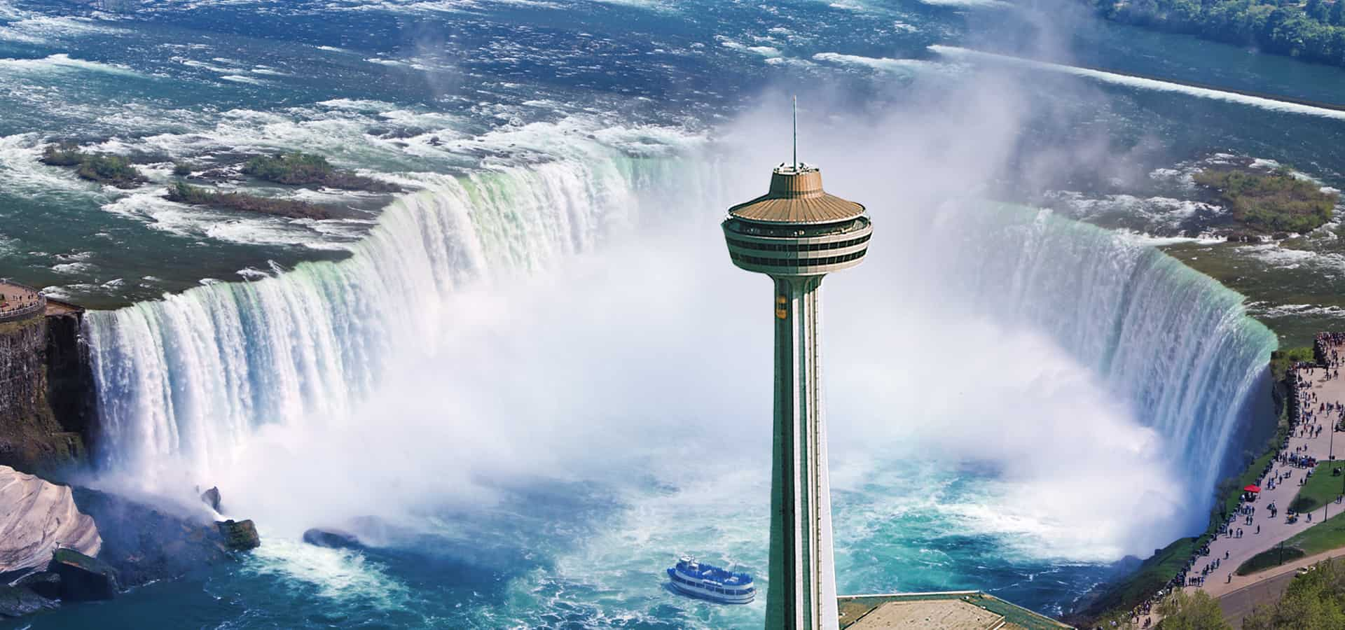 Skylon Tower Exterior