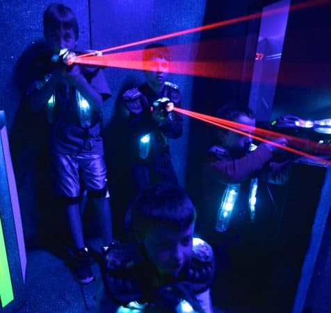 GlowZone 360 - Active Entertainment