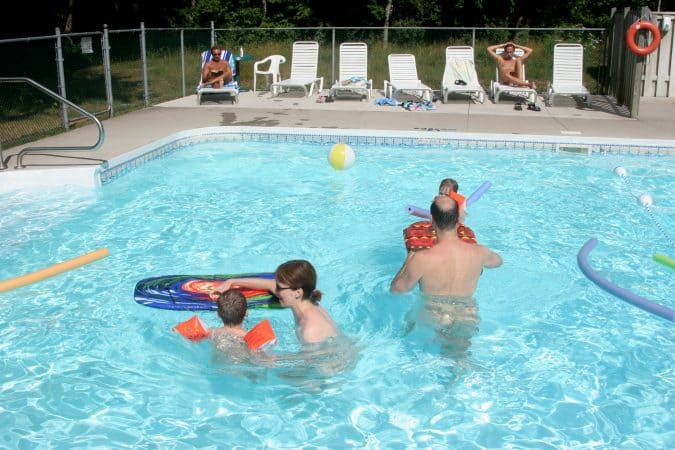 Bare Oaks Family Naturist Park Attractions Ontario