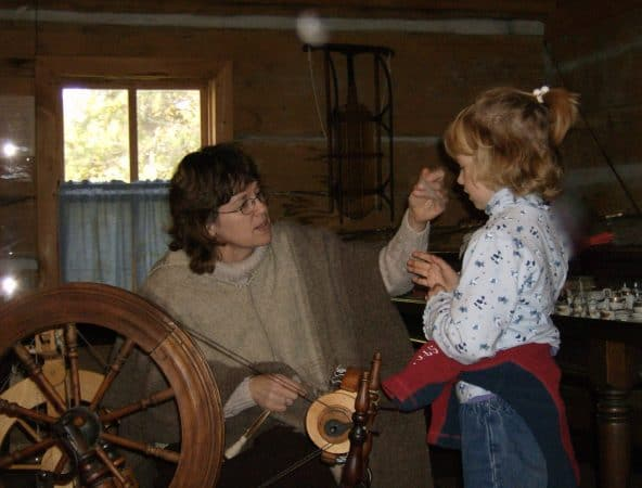 pioneer demos at our special events