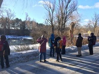 14th ANNUAL WINTER BIRD COUNT A SUCCESS