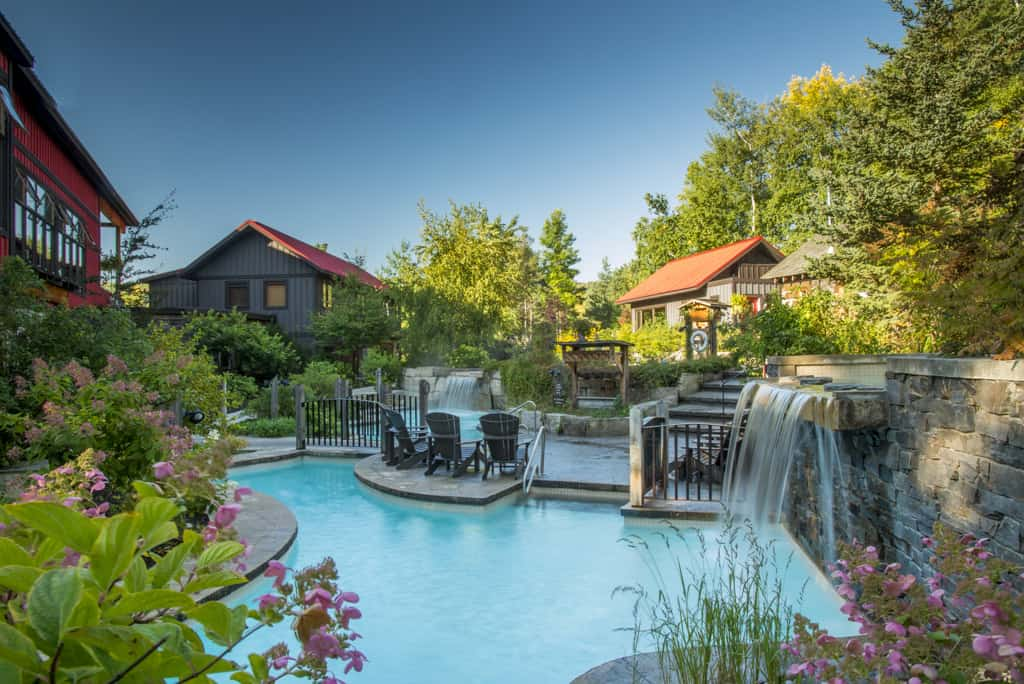 Scandinave spa blue mountain attractions ontario for Spa scandinave montreal