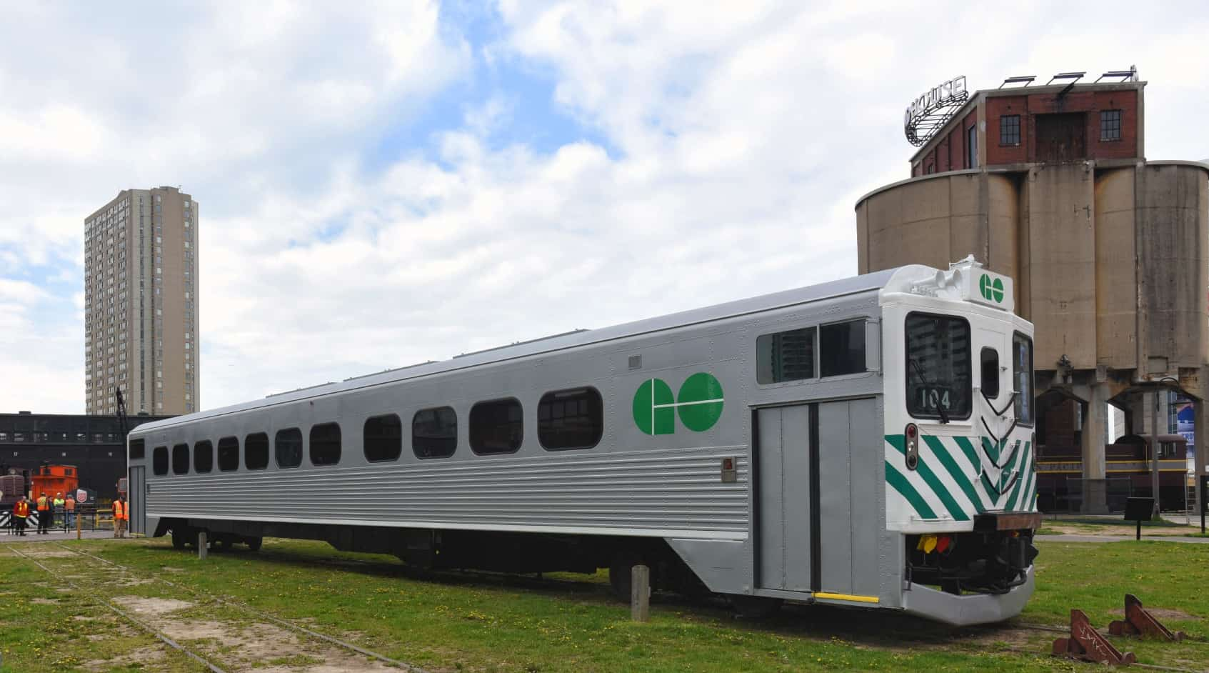 Historic GO Train