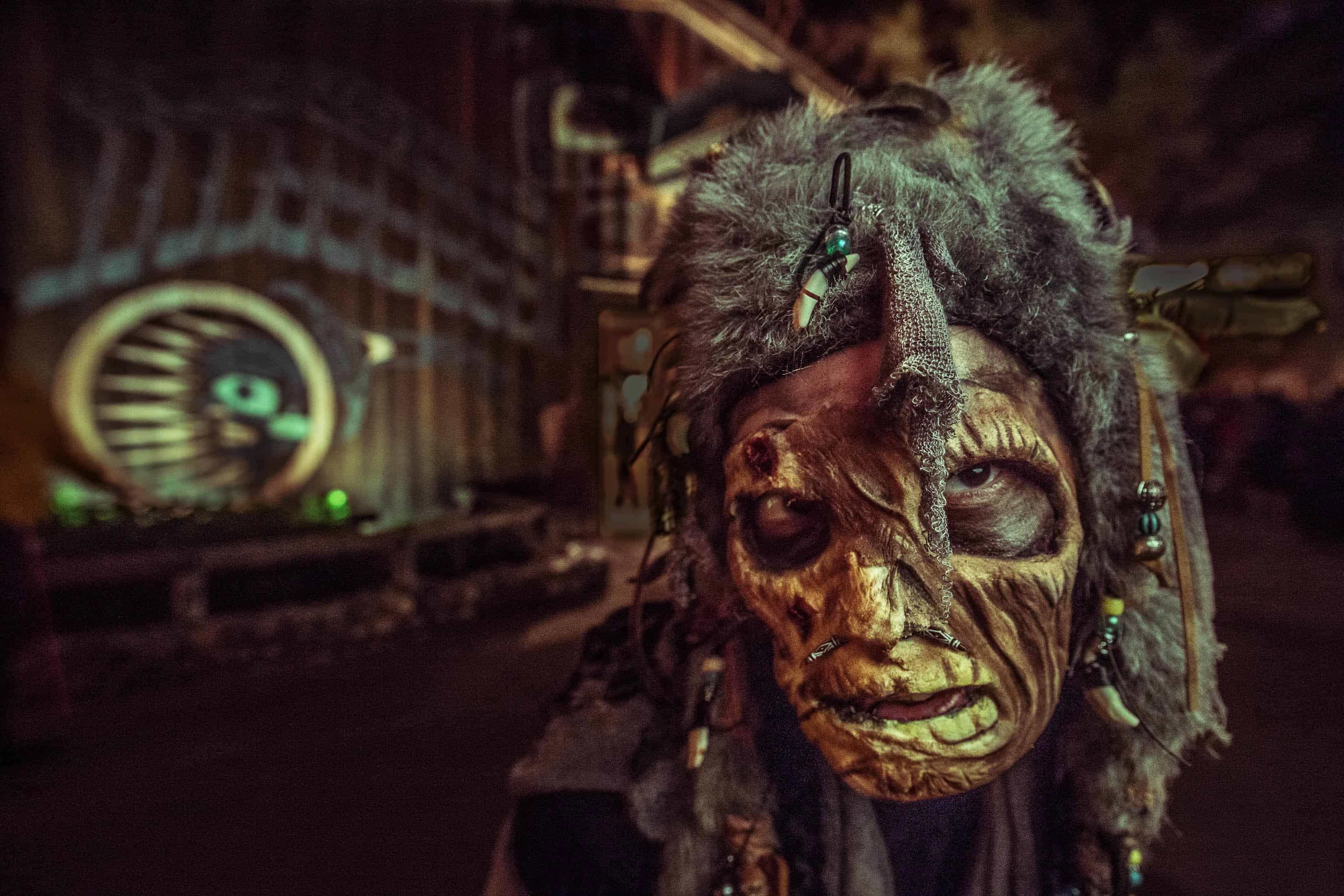 New Fear-Inducing Attractions Debut At Halloween Haunt