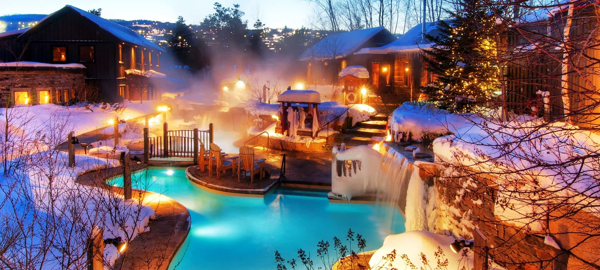 Scandinave Spa Blue Mountain Attractions Directory
