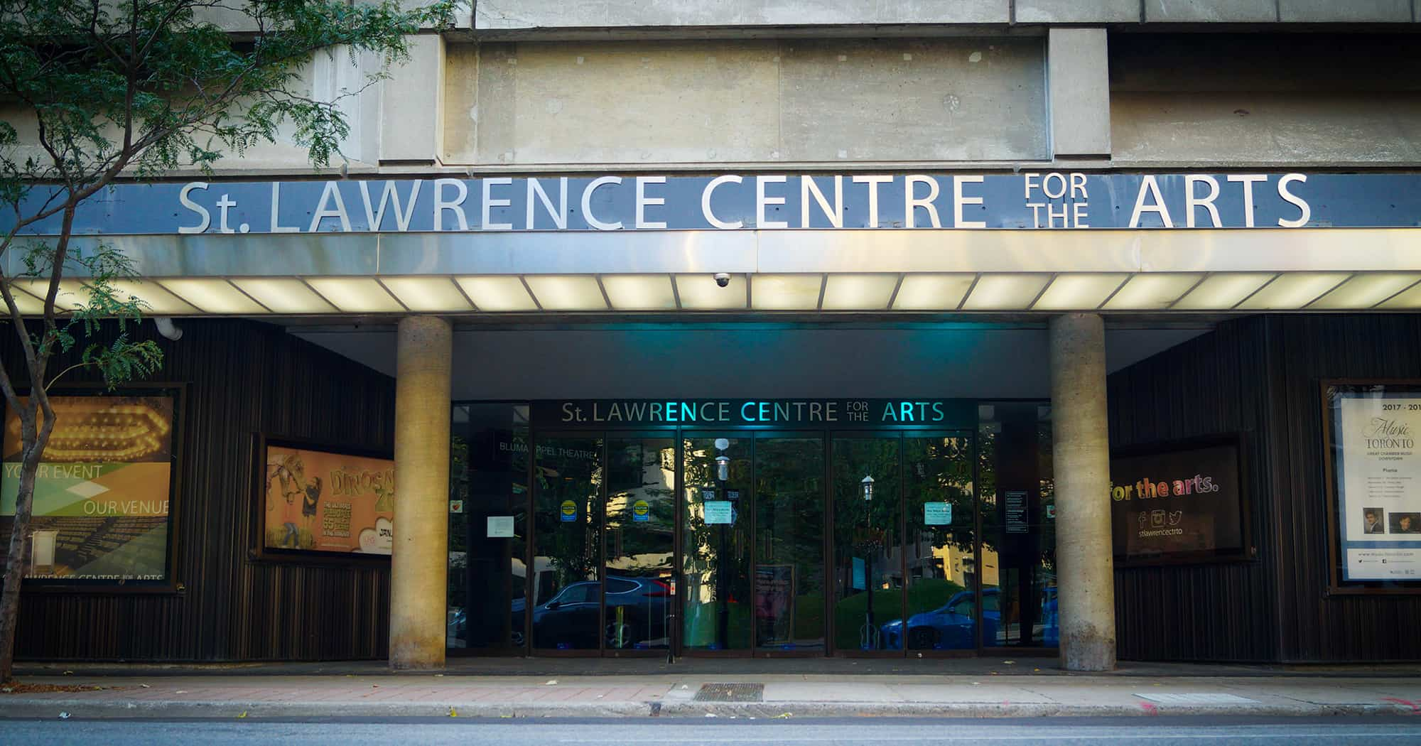 St. Lawrence Centre for the Arts