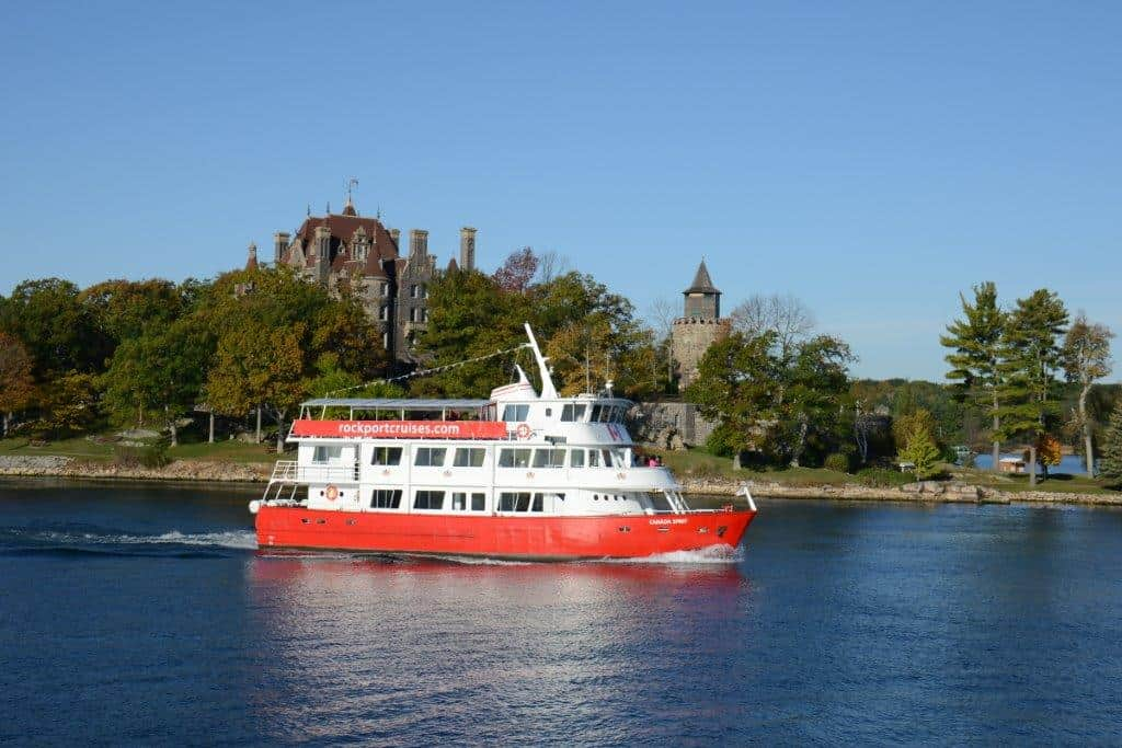 1000 Islands Cruises – Rockport Cruises
