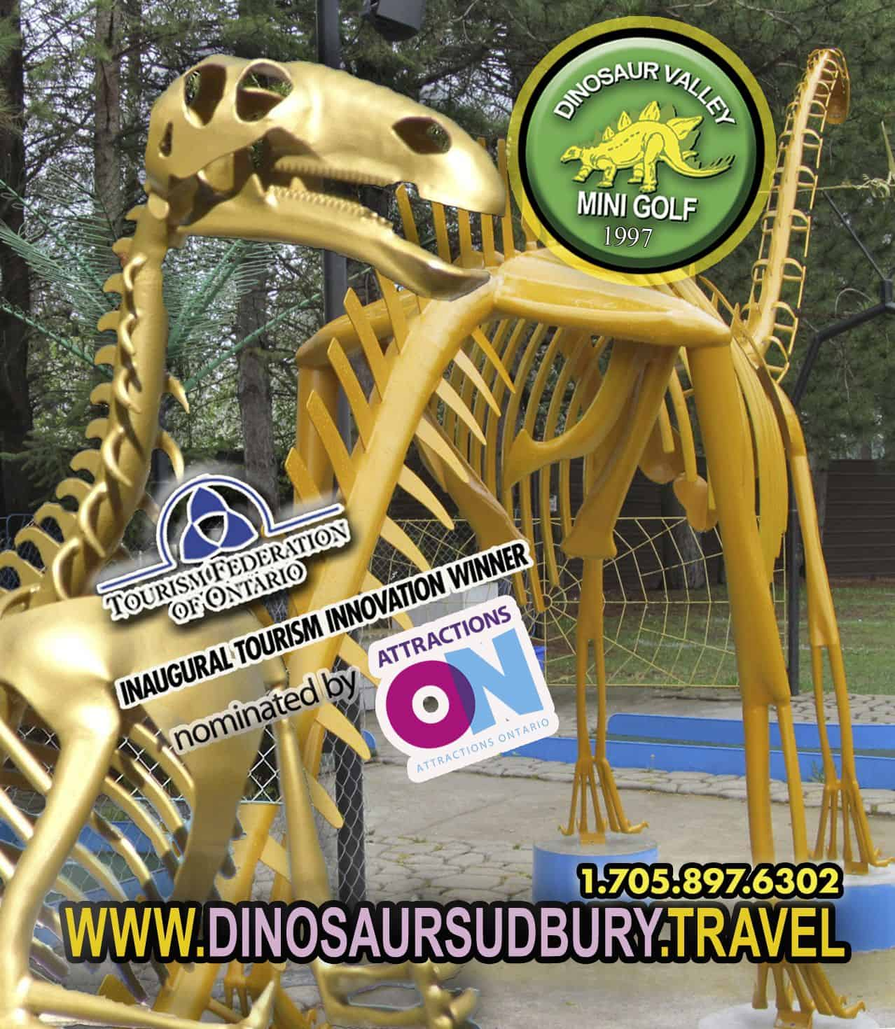 Dinosaur Valley Mini Golf