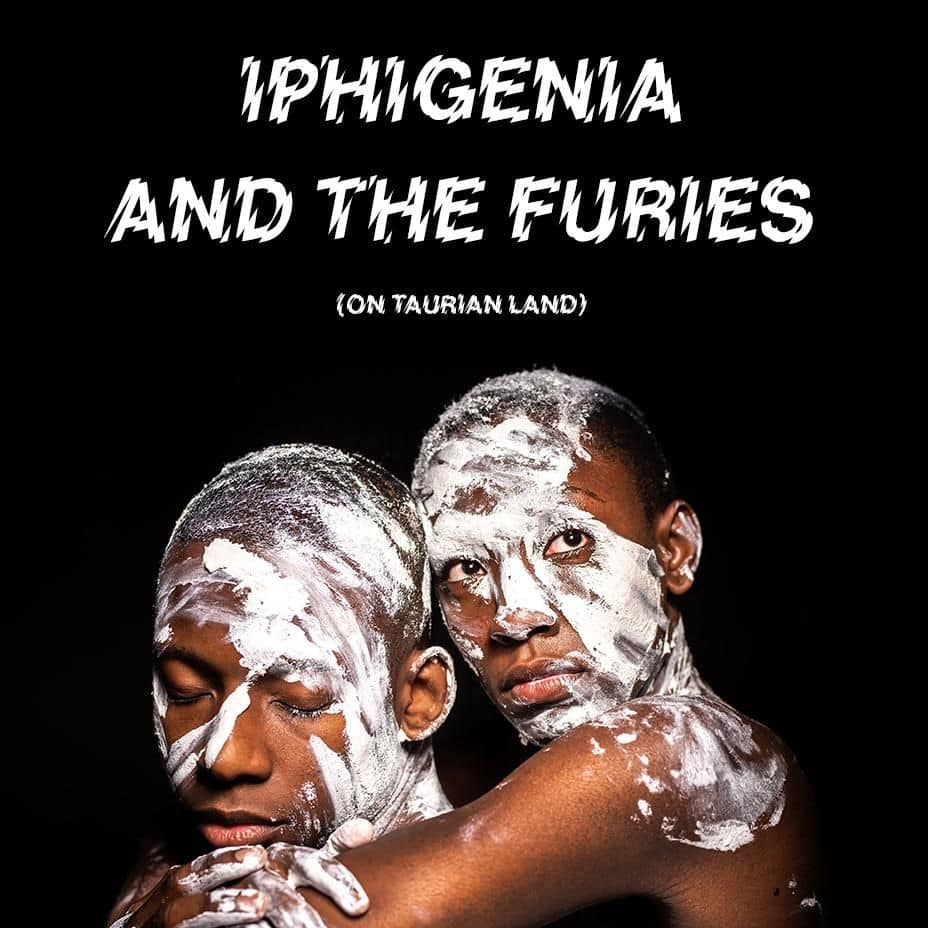NOMINATED SAGA COLLECTIF RETURNS WITH THE WORLD PREMIERE OF IPHIGENIA AND THE FURIES (ON TAURIAN LAND)