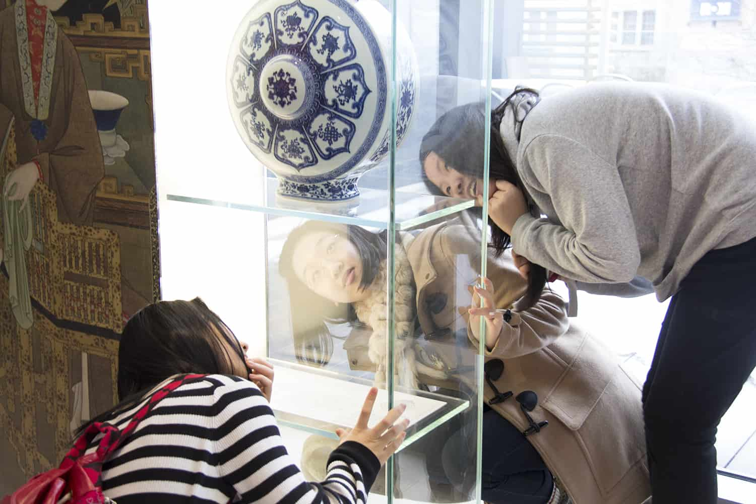 Visitors in the Chinese Porcelain Gallery.jpg