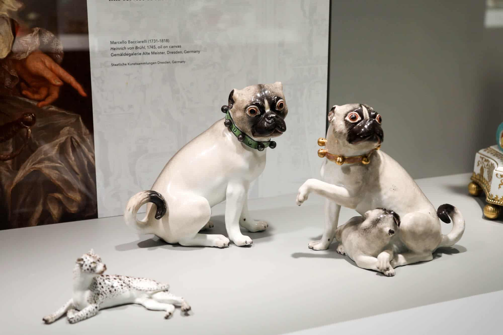 Pug dogs in the European Porcelain Galleries.jpg
