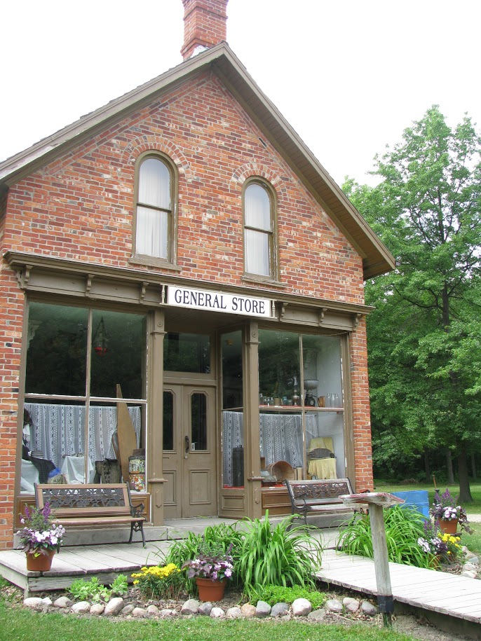Canadian Transportation Museum & Heritage Village -Village House
