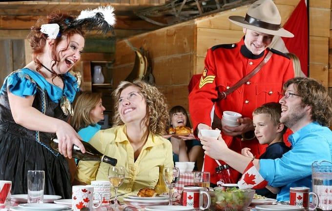 Oh Canada Eh? Ottawa