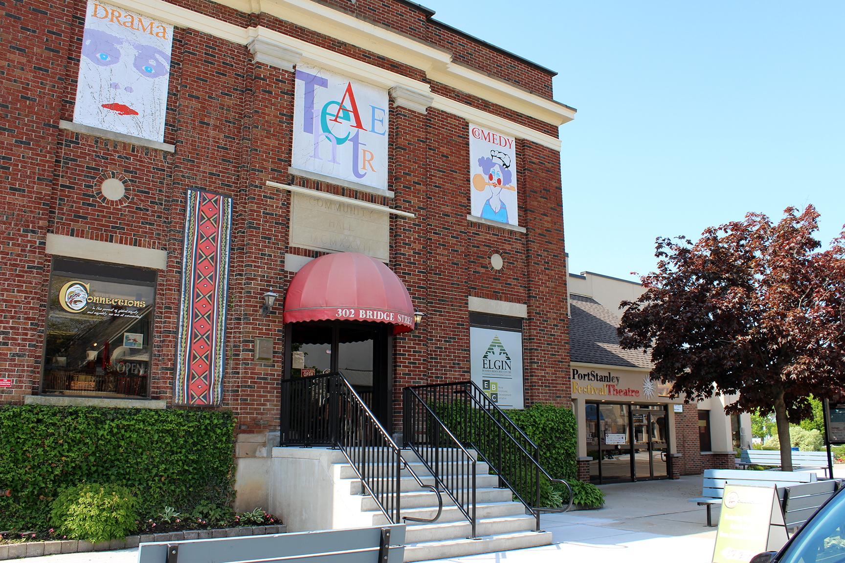 Port Stanley Festival Theatre 2019 Season