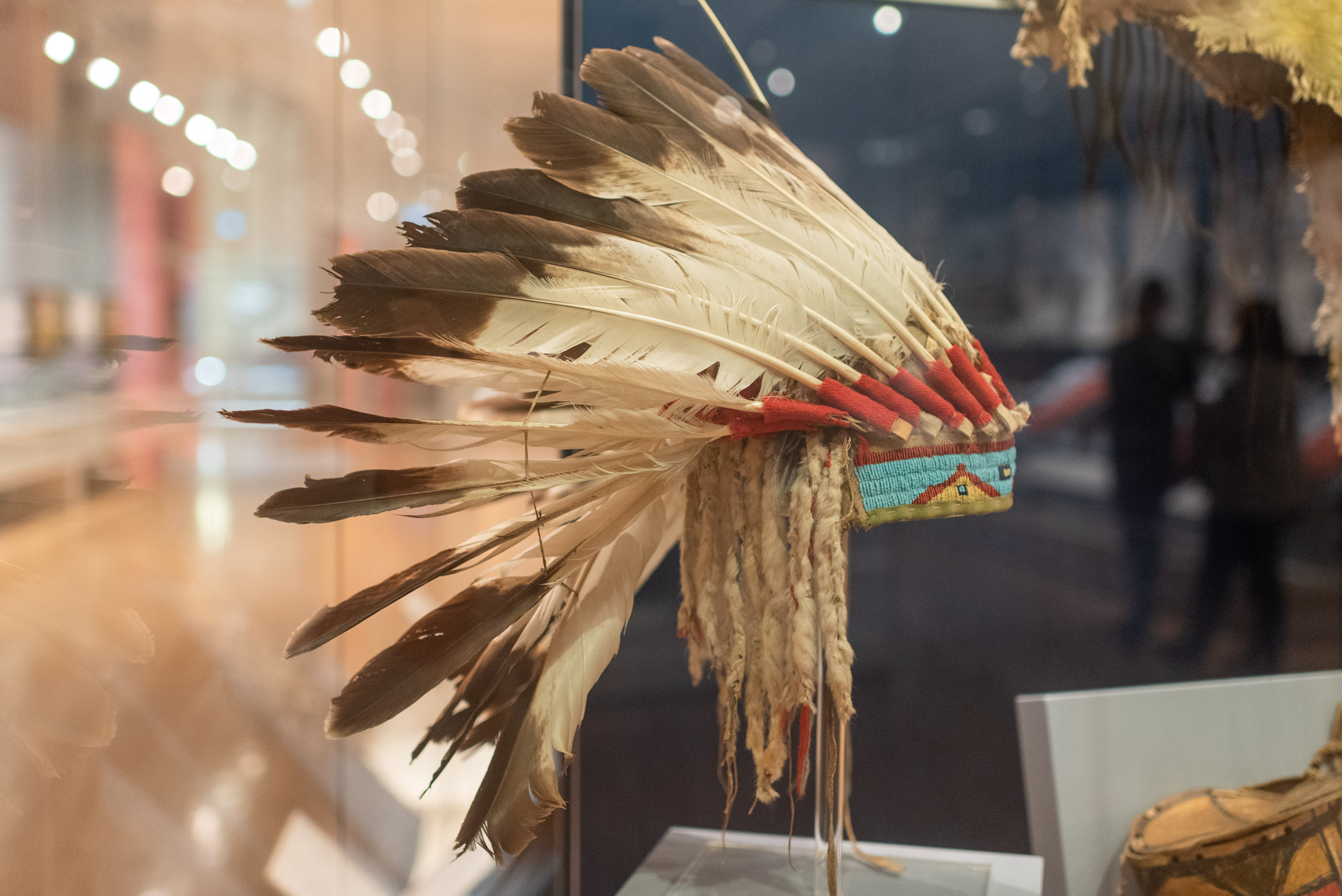 Gallery dedicated to First Peoples art & culture,  featuring more than one thousand works of art and cultural heritage.