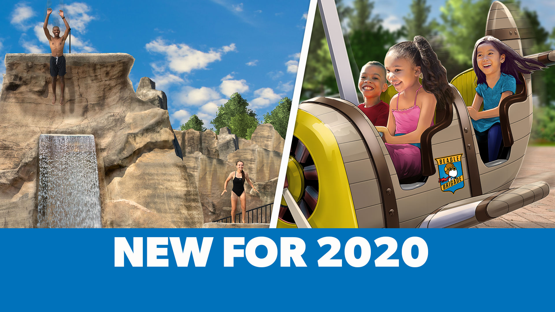 Canada's Wonderland - New for 2020