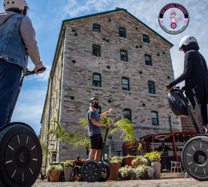 Go Tours Canada – Segway and Walking Tours