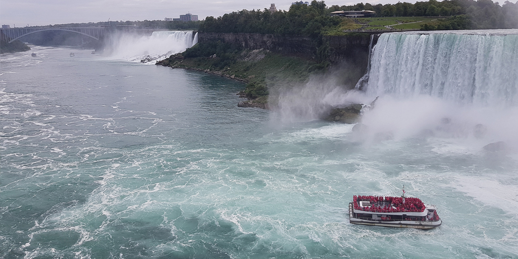 Discover the Beauty of Niagara Falls on your Tour